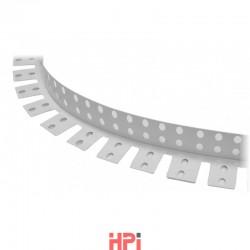 Lišta rohová - PVC oblúková
