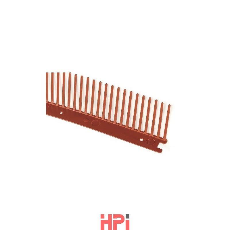 Větrací mřížka jednoduchá 110 mm