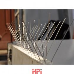 Polykarbonát/nerezové trny délka 500 mm