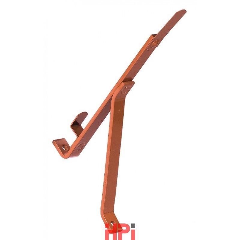 Držák mříže sněholamu pro plechovou základní tašku