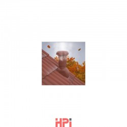Dlouhá odvětrávací roura Venduct® 100 mm s odvodem kondenzátu