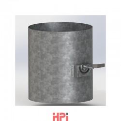 Regulační klapka ručně ovládaná K 8 pro IB 8